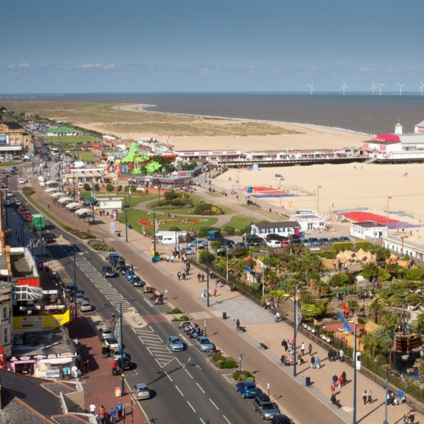 Great Yarmouth Sea front